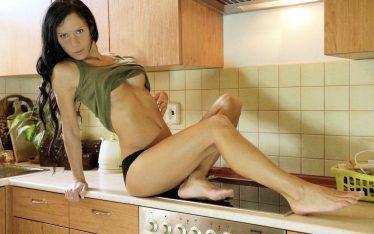 Hausfrau sucht Sex am Vormittag