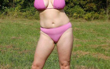 Reife Nudistin 43 Jahre für FKK